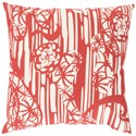 Surya Mizu Pillow - Item Number: MZ011-1818