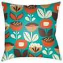 Surya Moderne2 Pillow - Item Number: MD032-1818