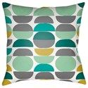 Surya Moderne2 Pillow - Item Number: MD081-1818