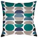Surya Moderne2 Pillow - Item Number: MD082-1818