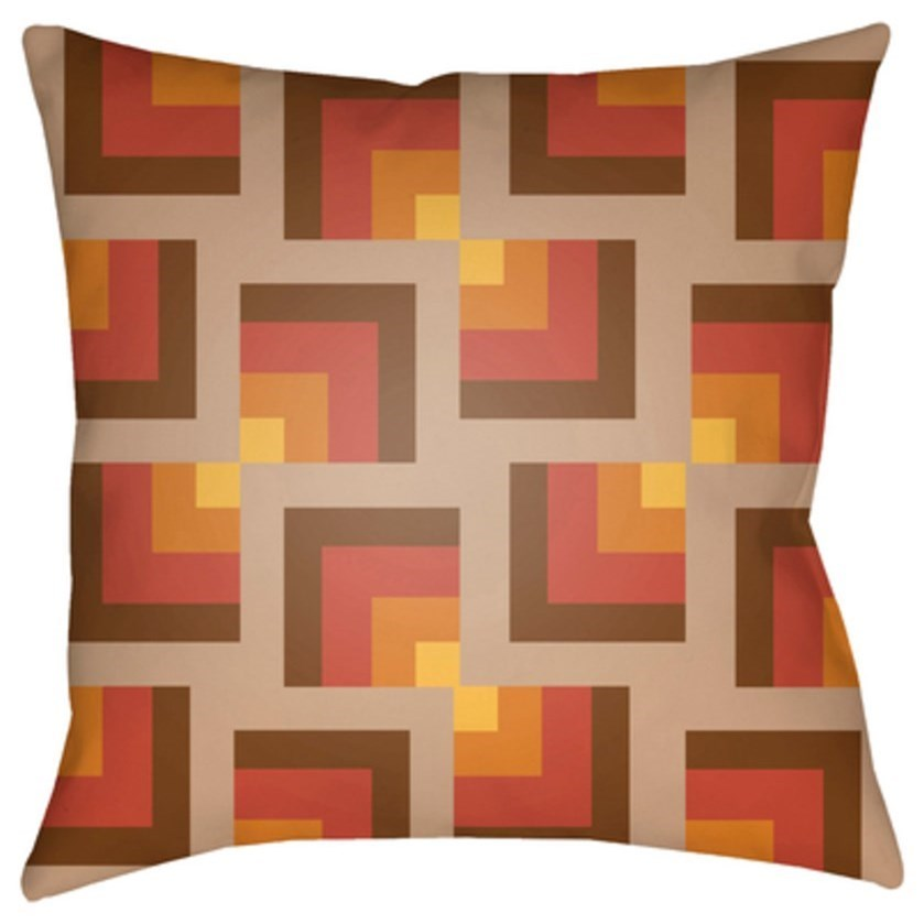 Surya Moderne2 Pillow - Item Number: MD091-1818