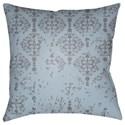 Surya Moody Damask Pillow - Item Number: DK010-2020