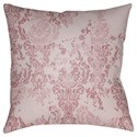 Surya Moody Damask Pillow - Item Number: DK017-2222