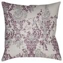 Surya Moody Damask Pillow - Item Number: DK019-2020