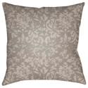 Surya Moody Damask Pillow - Item Number: DK031-2020