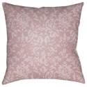 Surya Moody Damask Pillow - Item Number: DK033-2020
