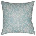Surya Moody Damask Pillow - Item Number: DK036-2222