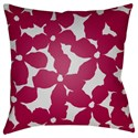 Surya Moody Floral Pillow - Item Number: MF004-2222