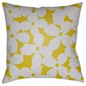 Surya Moody Floral Pillow - Item Number: MF005-2020