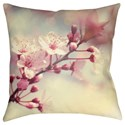 Surya Moody Floral Pillow - Item Number: MF008-2222
