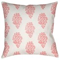 Surya Moody Floral Pillow - Item Number: MF010-2020