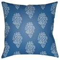 Surya Moody Floral Pillow - Item Number: MF014-2222