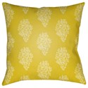 Surya Moody Floral Pillow - Item Number: MF017-2222