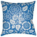 Surya Moody Floral Pillow - Item Number: MF019-1818