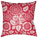 Surya Moody Floral Pillow - Item Number: MF020-2222