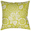Surya Moody Floral Pillow - Item Number: MF021-2222