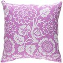 Surya Moody Floral Pillow - Item Number: MF024-2020