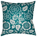 Surya Moody Floral Pillow - Item Number: MF026-1818