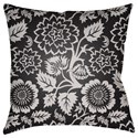 Surya Moody Floral Pillow - Item Number: MF028-2222