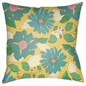 Surya Moody Floral Pillow - Item Number: MF030-2020