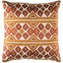 Surya Morowa Pillow - Item Number: MRW002-2020D