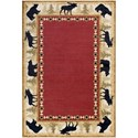 """Surya Mountain Home 7'10"""" x 10'10"""" Rug - Item Number: MTH1010-7101010"""