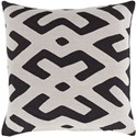 Surya Nairobi Pillow - Item Number: NRB002-1818P