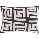 Surya Nairobi Pillow - Item Number: NRB006-1319D