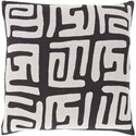 Surya Nairobi Pillow - Item Number: NRB006-1818P