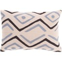 Surya Nairobi Pillow - Item Number: NRB007-1319D