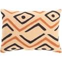 Surya Nairobi Pillow - Item Number: NRB008-1319D