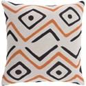 Surya Nairobi Pillow - Item Number: NRB009-1818D