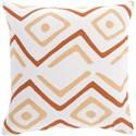 Surya Nairobi Pillow - Item Number: NRB010-1818P