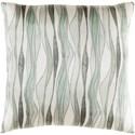 Surya Natural Affinity Pillow - Item Number: NTA007-2020P