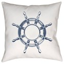 Surya Nautical II Pillow - Item Number: SOL046-2020