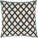 Surya Omo Pillow - Item Number: OMO002-2222D