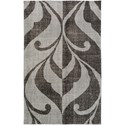 "Ruby-Gordon Accents Paradox 5' x 7'6"" Rug - Item Number: PRX1002-576"