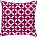 Surya Perimeter Pillow - Item Number: PER002-2222P