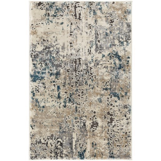 "Pune 5'3"" x 7'3"" Rug by Surya at Morris Home"