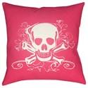 Surya Punk Pillow - Item Number: PK004-2222