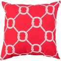 Surya Rain-1 Pillow - Item Number: RG147-1818
