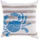 Surya Rain-1 Pillow - Item Number: RG164-1818