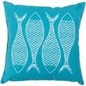 Surya Rain-1 Pillow - Item Number: RG165-2626