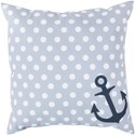 Surya Rain-2 Pillow - Item Number: RG127-1818
