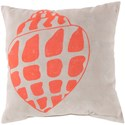 Surya Rain-4 Pillow - Item Number: RG015-2020