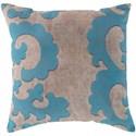 Surya Rain-4 Pillow - Item Number: RG017-1818