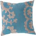 Surya Rain-4 Pillow - Item Number: RG021-1818