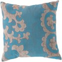 Surya Rain-4 Pillow - Item Number: RG021-2020
