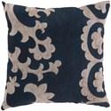 Surya Rain-4 Pillow - Item Number: RG022-1818