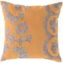 Surya Rain-4 Pillow - Item Number: RG024-1818